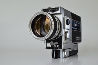 Argus/Cosina Model 708 Super Eight Movie Camera | by Go_OffStation