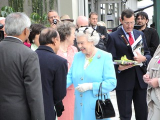 HRH Queen Elizabeth II at Chelsea | by RHR Horticulture