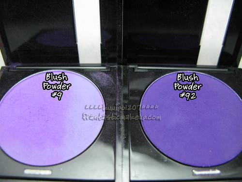 Make Up Forever Eye Shadow #9 & #92 | by girlinhawaii781