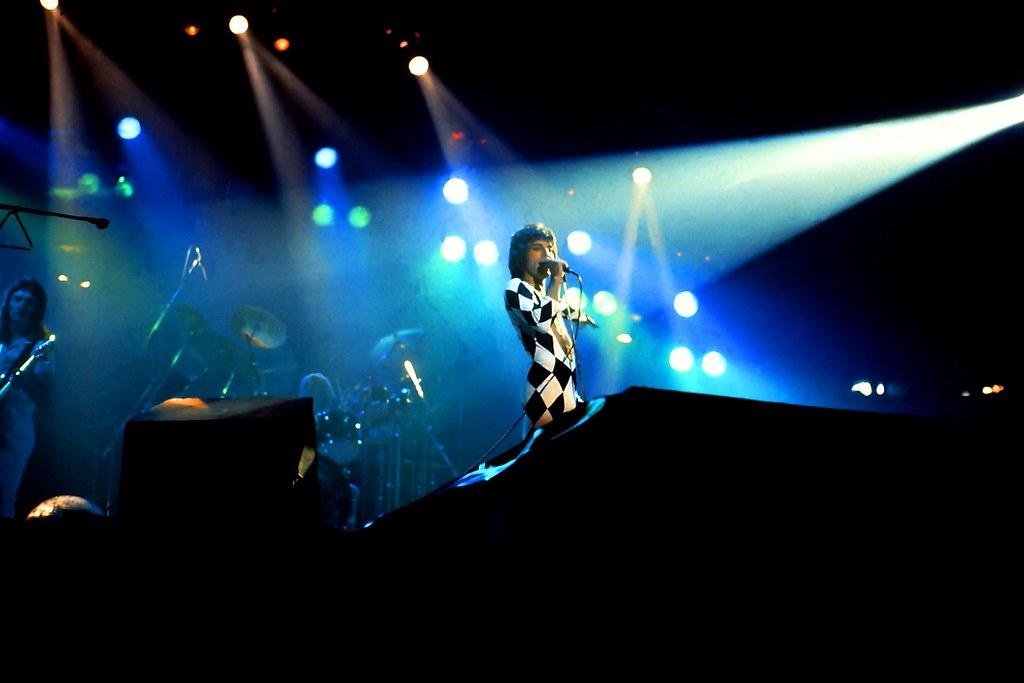 queen 1977 live at frankfurt festhalle flickr. Black Bedroom Furniture Sets. Home Design Ideas