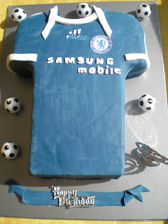 Chelsea Birthday Cake Images
