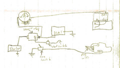 farmall h electrical wiring diagram farmall image electrical diagram of our 1940 farmall h my crude drawing u2026 flickr on farmall h electrical