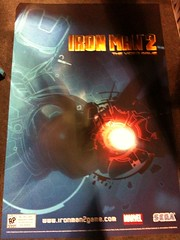 Limited Edition Iron Man 2 Poster | by SEGA of America