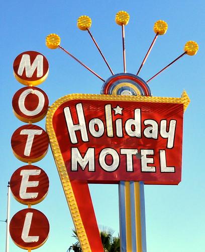 Motel  Las Vegas Blvd