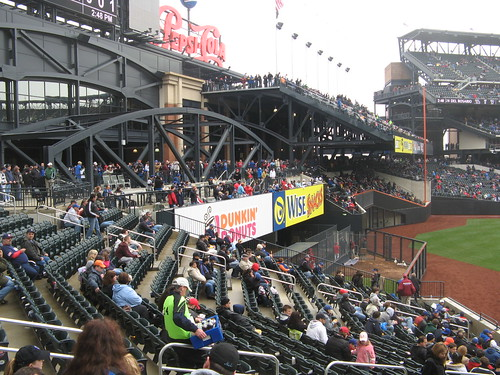 The Quot Bridge Quot And Quot Pepsi Porch Quot At Citi Field As Seen From