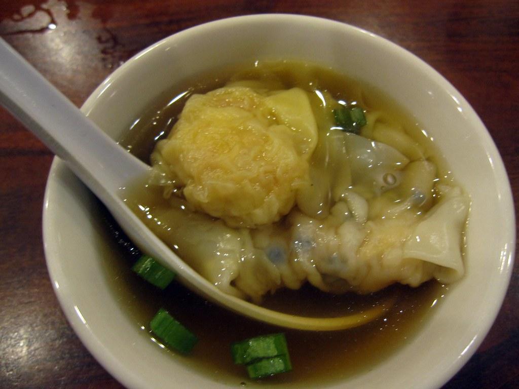 bo bo garden - three dumpling soup   one dumpling ... two du…   Flickr
