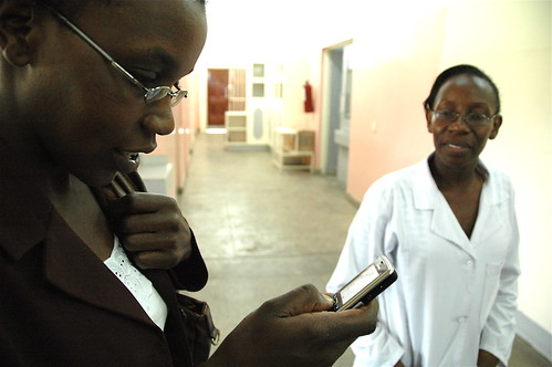 mHealth in Kenyan Hospitals | by UN Foundation