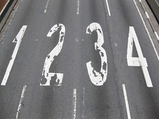 Lane Numbers | by MrHicks46