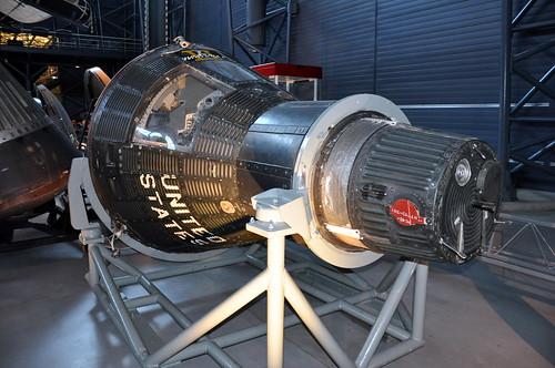 NASA - Mercury Capsule 15B - Freedom 7 II - Air and Space ...