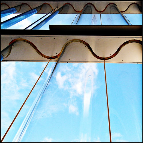 Glass curtains | by Maerten Prins