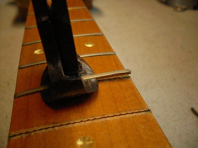 The importance of guitar fretboard