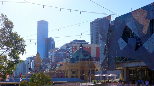fed square, melbourne | by hopemeng