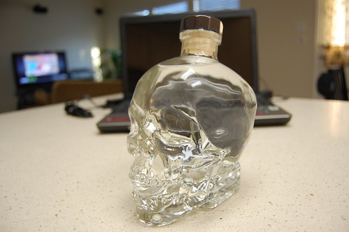 Crystal Skull Vodka | by dskillzhtown