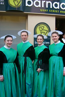 St Patrick's Day 09 / Barnacles Quay Street House / Galway Hostel / Ireland | by Barnacles Hostels