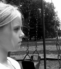 Thoughts on a Park Swing | by kellyhughes1970