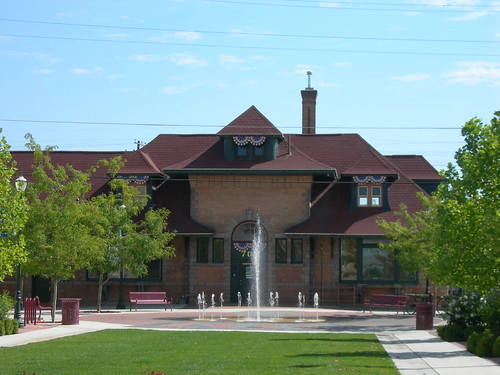 Caldwell Train Depot | by jimmywayne