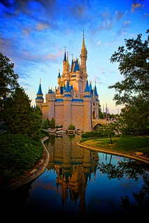 Magic Kingdom - Cinderella's Castle | by Matt Pasant
