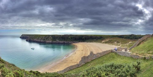 Barafundle Bay | by Shifteye