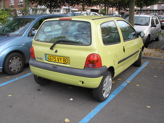 renault twingo jaune vert gueguette80 d finitivement non voyant flickr. Black Bedroom Furniture Sets. Home Design Ideas