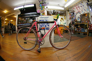 Nagasawa at Mobius Cycle | by Dapper Lad Cycles