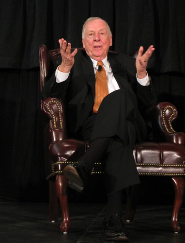 T.Boone Pickens | by jurvetson