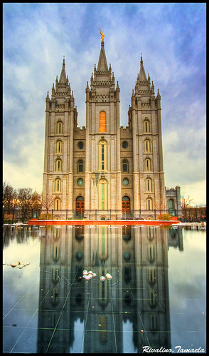 Mormon's Temple, Salt Lake City | by Rivalino Tamaela
