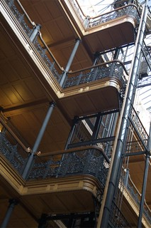 Bradbury Building. Elevator lift | by ddk4runner