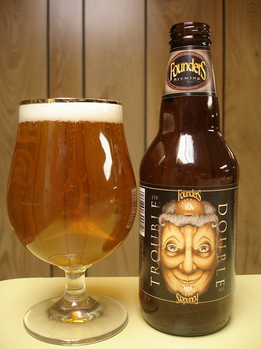 Founders Double Trouble Imperial IPA | by @joefoodie