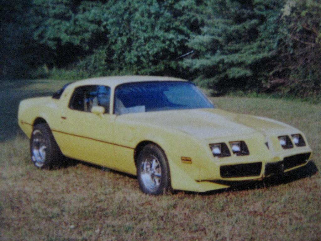 79 Pontiac Firebird Formula