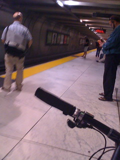 bikin on BART | by sfbanane