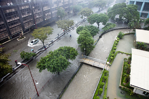 Manila flooding Sept 26, 2009 | by javajive