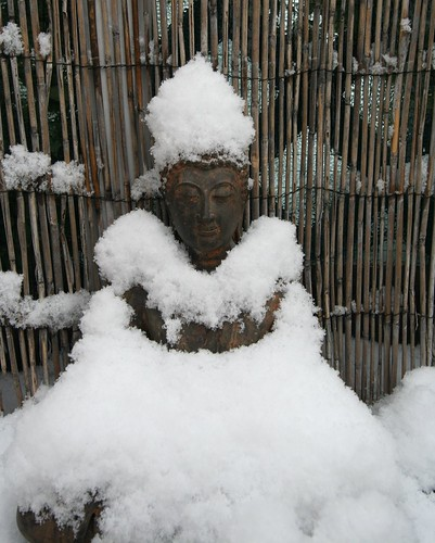 Snow Buddha | by Ben, Notes from Spain