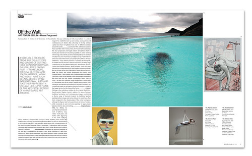 Art Berlin - Modern Design Magazine november 2088, issue 1… | Flickr