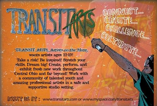 TRANSIT ARTS | by Calderone Arts