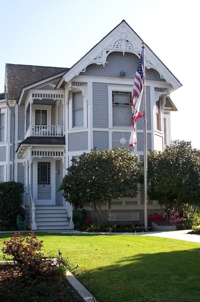 Hargitt House Norwalk California Flickr