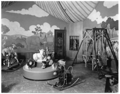 Children's Playroom in the Los Angeles Theatre | by Floyd B. Bariscale