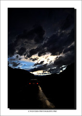 Driving in dark | by Western Photography