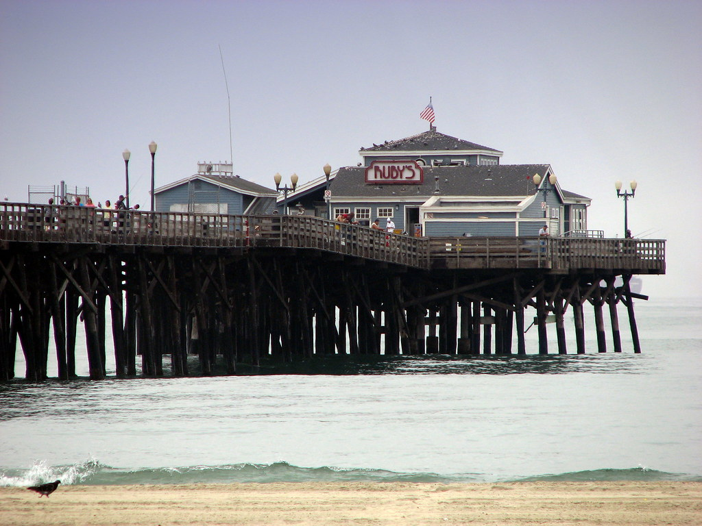 Rubys Restaurant Seal Beach Pier Seal Beach Ca Rubys Re Flickr