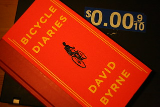 Bicycle Diaries by David Byrne | by Richard Masoner / Cyclelicious