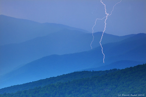 Lightning Storm in the Smokies | by DanielEwert