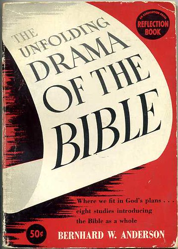 the drama of scripture book report The story of the bible and its account of god's action in the world give meaning to our lives and provide us with the foundation for our actions the drama of scripture is an introduction to.