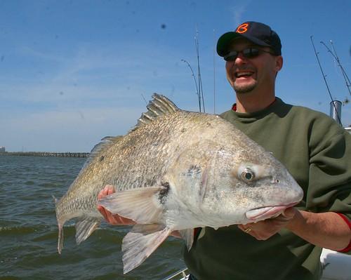 Fishing in biloxi mississippi harold kushnak caught r for Fishing in biloxi ms