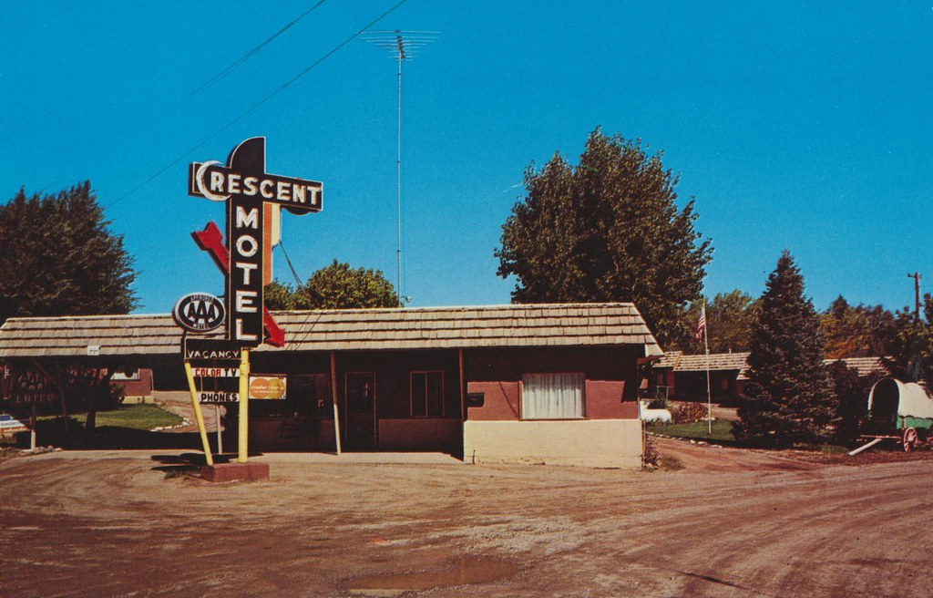 Crescent Motel - Walsenburg, Colorado