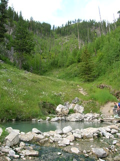 Ram Creek Hot Springs | by BC Mountains