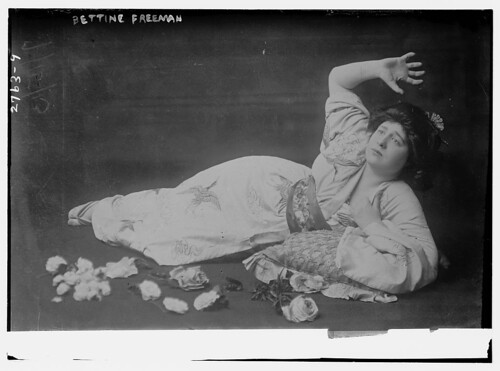 Bettine Freeman  (LOC) | by The Library of Congress