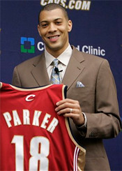 Anthony Parker | by Cavs History