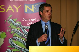Nigel Farage MEP | by Euro Realist Newsletter