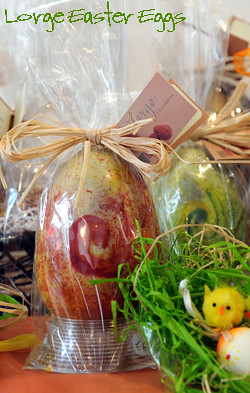 Lorge Chocolate Easter Egg | by icecreamireland