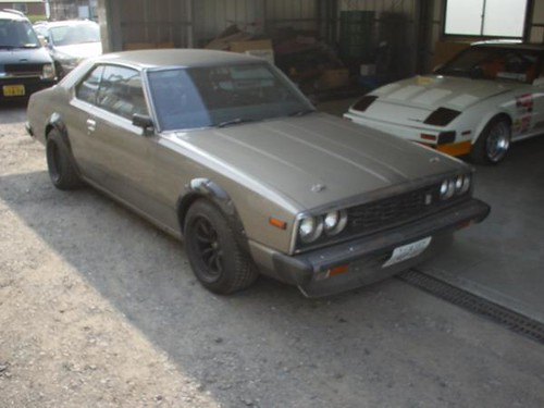 Nissan Skyline 1978 1 Me Flickr Flickr