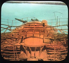 Wreck of battleship Almirante Oquendo | by The Field Museum Library